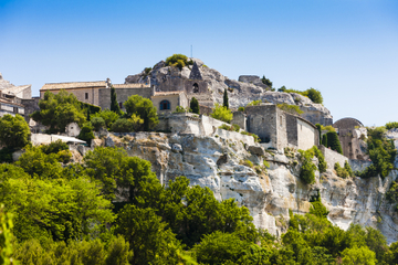 Excursão privada: Les Baux de Provence