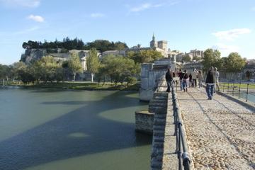 Excursão privada: Passeio de um dia a Avignon e Châteauneuf-du-Pape...