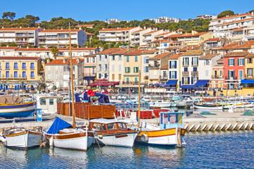 Excursão privada: Passeio de um dia a Marselha e Cassis