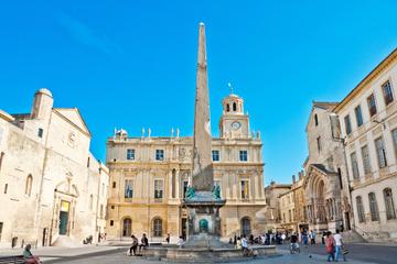 Excursão terrestre a Marselha: Excursão particular a Arles e Les Baux...