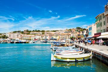Excursão turística em grupo pequeno em Provence: Marseille...