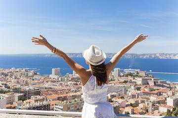 Excursion en bord de mer au départ de Marseille: Marseille et...