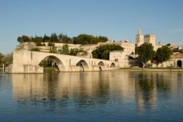 Höhepunkte der Provence– Tagesausflug von Marseille: Avignon...