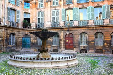 Marseille Landausflug: Private Tour von Aix-en-Provence und Cassis