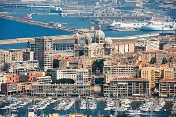 Marseille Landausflug: Private Tour von Marseille und Aix-en-Provence