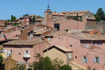 Marseille Shore Excursion: Luberon Typical Provencal Villages Tour