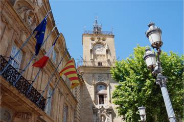 Tour d'Aix-en-Provence au départ de Marseille