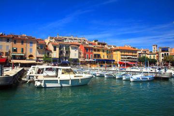 Tour privé: excursion d'une journée à Aix-en-Provence et Cassis au...