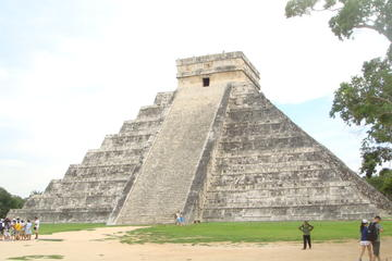Chichen Itza, Cenote and Valladolid Day Tour from Cancun