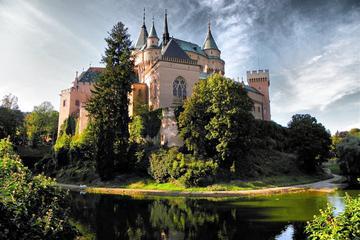 Visita al castillo de Bratislava...