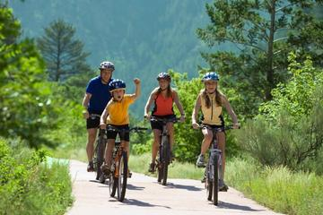 Day Trip Full Day Bike Rental With Free Glenwood Canyon Shuttle near Glenwood Springs, Colorado