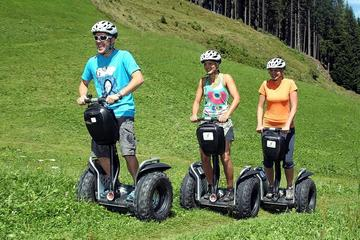 Day Trip Red Mountain Off-Road Segway Adventure near Glenwood Springs, Colorado
