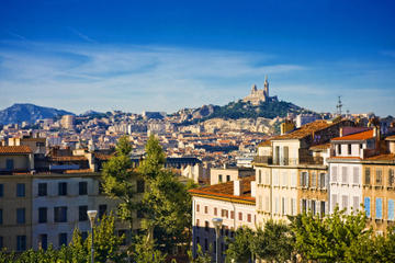 Marseille and Aix-en-Provence from...