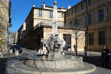 Private Tour of Aix-en-Provence and...