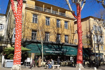 Small-Group Day Trip to Aix en Provence from Avignon