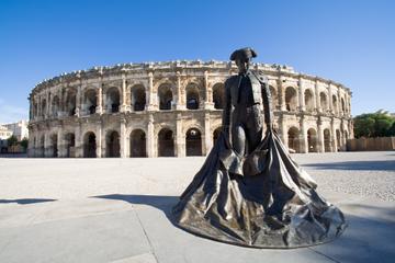 Tour des vins et du patrimoine de Provence au départ d'Avignon...