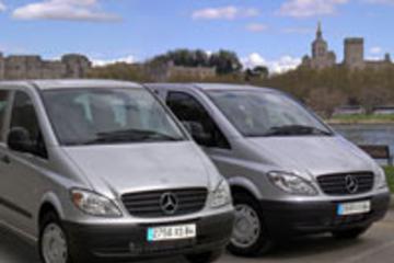Traslado de partida privado de Avignon ao Aeroporto de Marselha