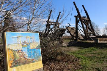 Van Gogh in Provence from Arles