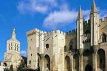 Visite indépendante de la ville d'Avignon et de la Provence