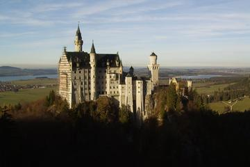 Neuschwanstein and Linderhof