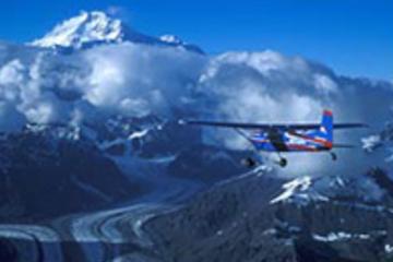 Excursión de vista aérea al Parque Nacional Denali desde Talkeetna