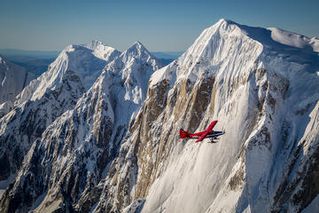 Day Trip Southside Explorer Flightseeing tour from Talkeetna near Talkeetna, Alaska