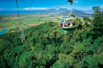 Skyrail Rainforest Cableway, Kuranda Markets and Jaques Coffee...