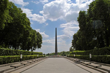 Kiev - Park of Eternal Glory and...