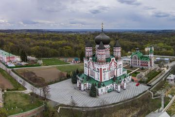 Kiev's Hermitage-style Monasteries
