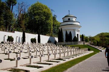 Private City Tour of Lychakiv Cemetery
