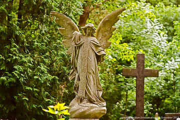Private Tour of Kiev's Cemeteries