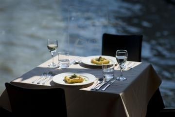Déjeuner-croisière sur la Tamise, à...
