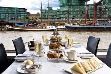London Thames River Afternoon Tea...