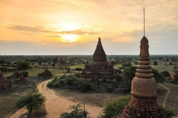 9 días mejor tour económico de Myanmar