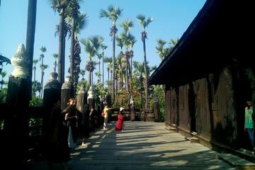 Excursion privée d'une journée complète 4 en 1 au départ de Mandalay