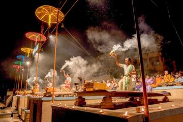 A three hour spiritual walk in Varanasi - the city that illumines truth