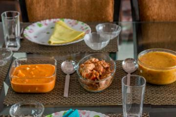 Discover the delights of Indian cooking in Delhi