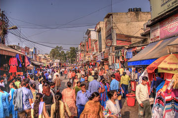 Eat shop repeat - A vibrant market trail in South Delhi
