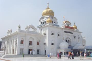 Holy waters and golden domes - visit to Gurudwara Bangla Sahib