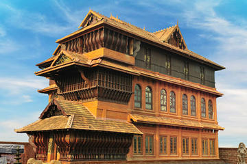Kerala Folklore Museum Tour Including Traditional Performance