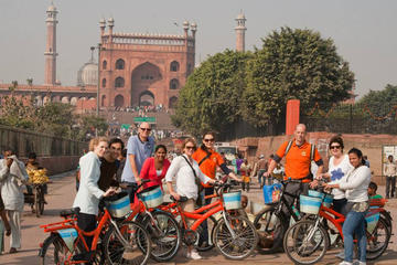 Pedalling along the footsteps of Shahjahan