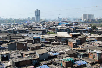 Private tour of Mumbai: Tour of Dharavi and More
