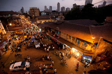 Slums and an informal economy- trail through the heart of Dharavi