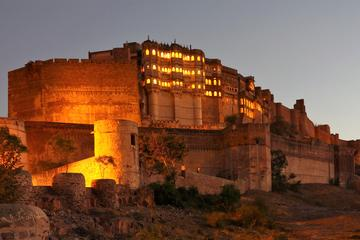 Trail through sights and sounds of Jodhpur
