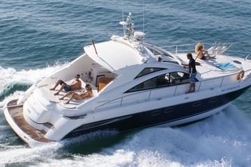 Luxury Yacht Half Day Charter in The Algarve