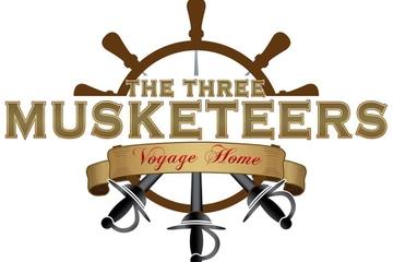 Três Mosqueteiros: Jantar e Show no...