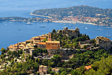 Full-Day Guided Tour of the French Riviera from Nice