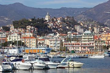 ITALIAN MARKET : LA TURBIE- MONACO-MONTE-CARLO
