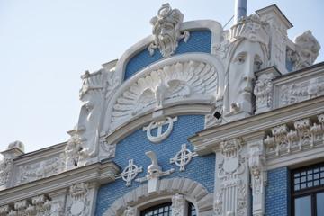 Private Riga Art Nouveau Tour