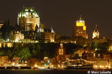 Crucero con cena por la ciudad Quebec